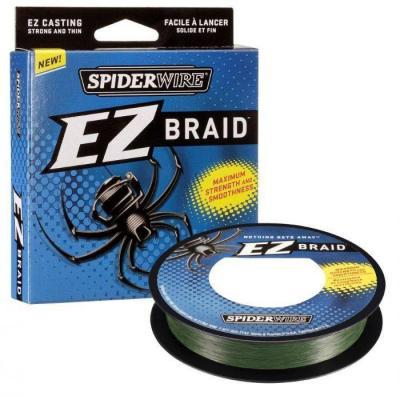 "Леска плет. ""SPIDERWIRE"" EZ Braid 0.35 100м зеленый 1152330"