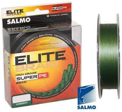 Леска плет. Salmo Elite Braid 0.40 125м (G)